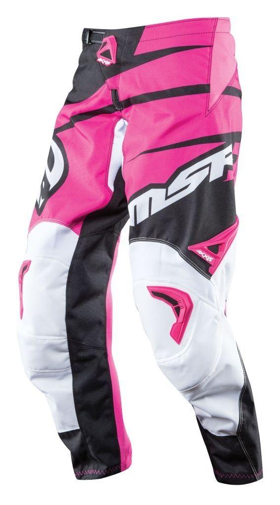 2015 MSR Starlet Womens Motocross Pant ATV Dirt Bike Off Road Quad