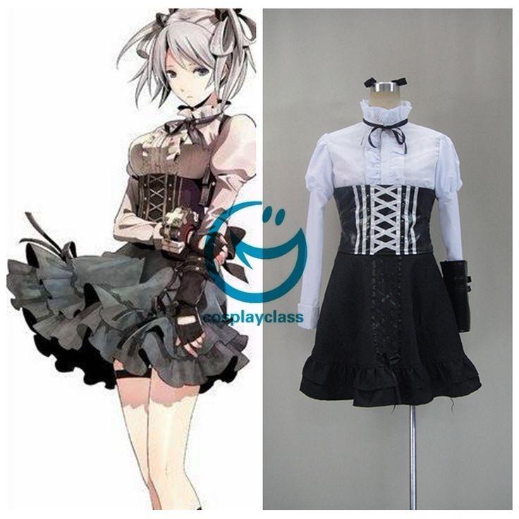 God Eater 2 Ciel Alencon Cosplay Costume  #Godeater2 #Cielalenconcosplay #cosplayclass #costume
