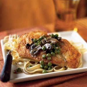 Chicken Marsala | MyRecipes.com: Chicken Dinners, Recipes Chicken, Chicken Recipes, Dutch Ovens, Cooking Chicken, Cooking Lights, Clarifying Butter, Chicken Marsala Recipes, Healthy Chicken