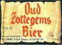 Label van Oud Zottegems Bier