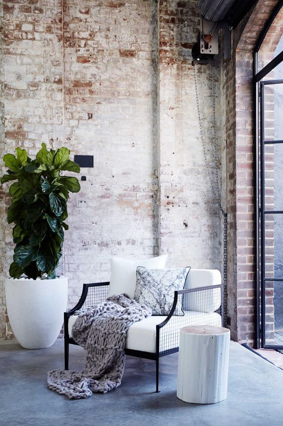 INDUSTRIAL DECOR: 10 INSPIRING WAITING ROOMS See more at…