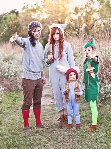 Group Halloween Costumes for Family - Halloween Costume Ideas for ...