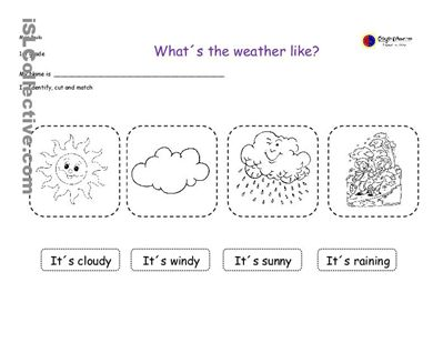 Printables Weather Worksheets For Kindergarten 1000 images about weather colouring on pinterest we drawings worksheets posts relacionados
