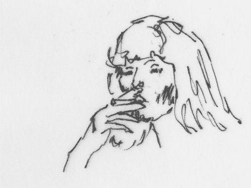 A rotoscopia é uma técnica com quase 100 anos, na qual o animador traça quadro a quadro a partir de imagens reais. Matthias Brown compartilha diversas experiências em formato GIF.