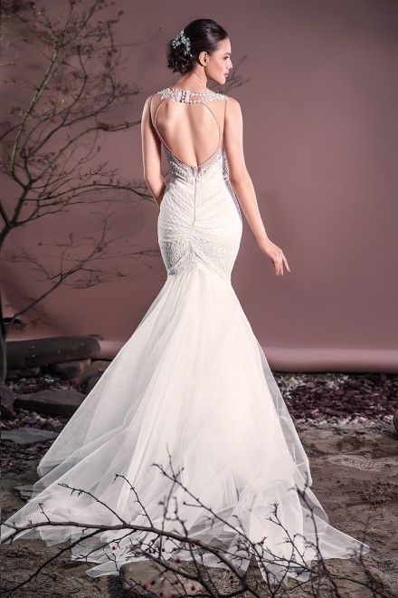 CRISTALLINI SKA630 - Marmeid is so intricately detailed and is a beautiful blend of mystique and romantic allure.