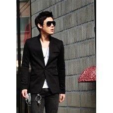 Jaket Korea Blazer Black Style