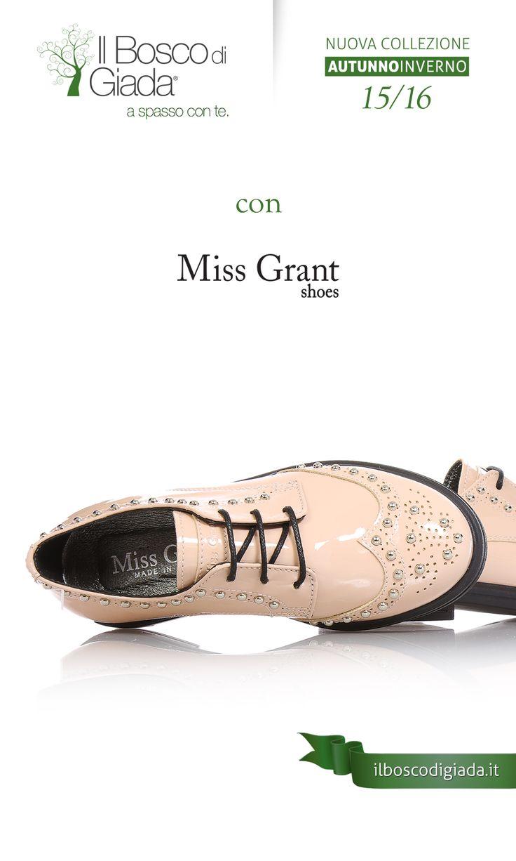 Nuova Collezione #missgrant Autunno-Inverno 15/16. #Scarpe per #bambini, #ragazzi e #donne alla #moda. Acquistale su www.ilboscodigiada.it - #shoes #FW1516