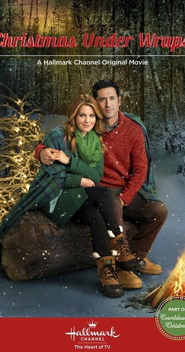 Christmas Under Wraps (TV Movie 2014) Candace Cameron Bure is becoming a real regular on Hallmark Christmas movies.