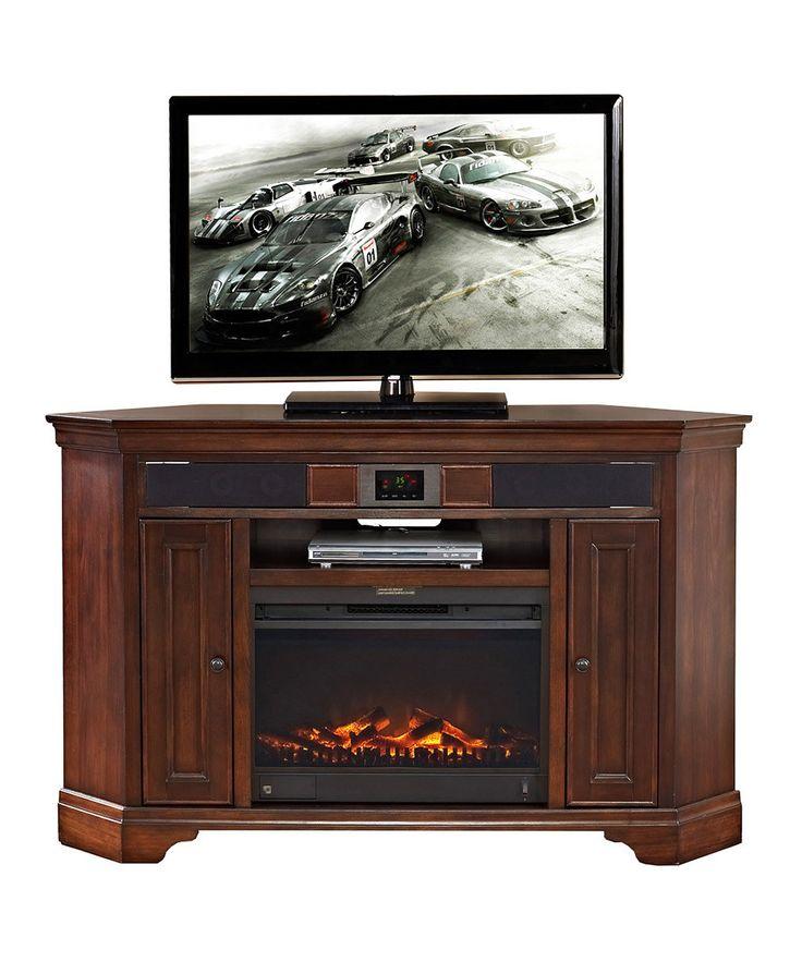 best 25 corner fireplace tv stand ideas on pinterest. Black Bedroom Furniture Sets. Home Design Ideas