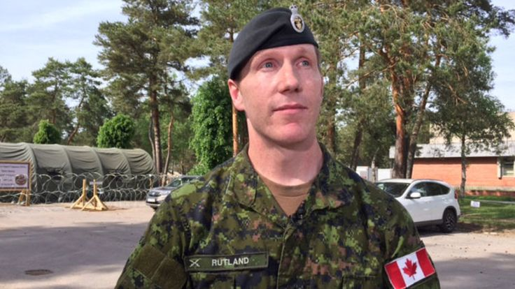 Chris Brown   Canada's newest overseas military mission got underway Saturday as the first plane load of soldiers arrived at their new home near the Latvian capital of Riga. For their commander, Canadian Lt-Col. Wade Rutland, success at his high-profile military assignment to deter... - #1St, #Arrive, #Canadian, #Latvia, #Mission, #News, #Start, #Troops