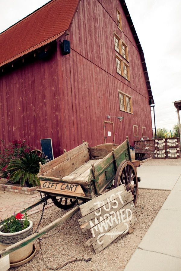 Arizona Barn Wedding from About Love Inspired Photography ...