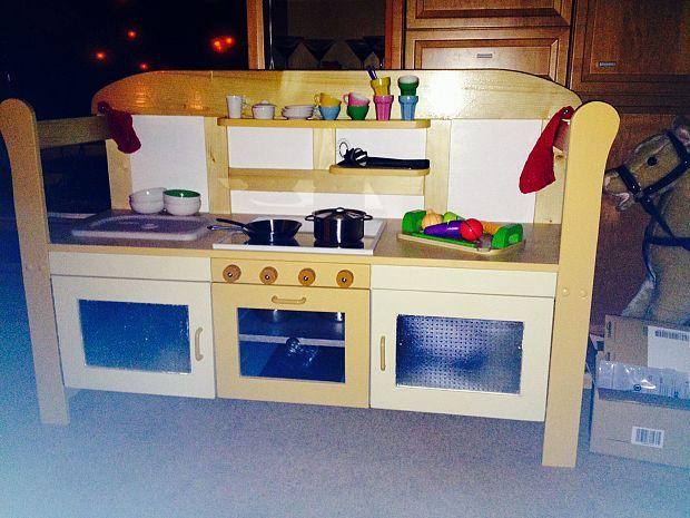 Kinderküche selber bauen toom  Die 18 besten Bilder zu Puppen Haus auf Pinterest | Playmobil ...