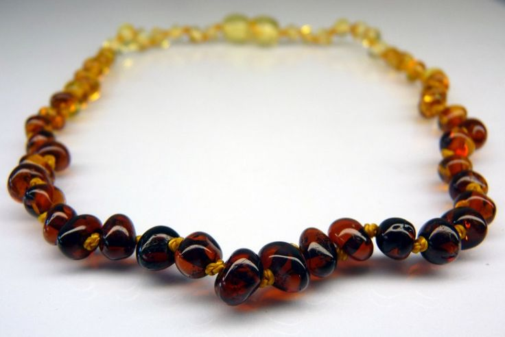 Gorgeous Baltic Amber Teething Necklace - Rainbow from www.peachyclean.com.au: Baltic Amber, Gorgeous Baltic, Amber Teething Necklace, Rainbow