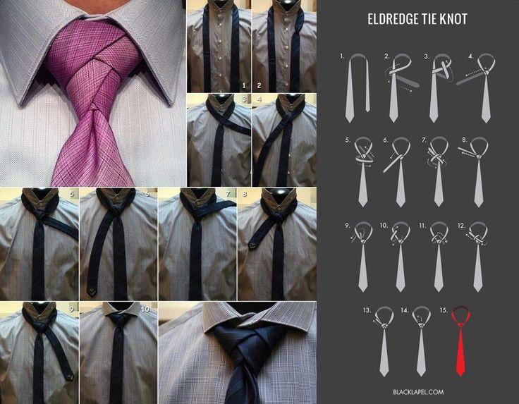 The Eldredge Tie Knot