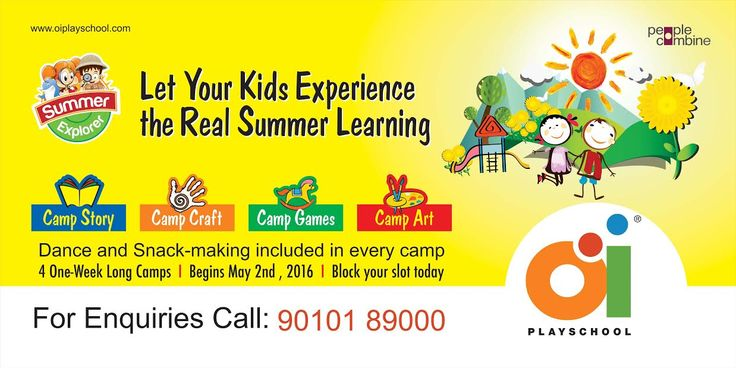 Let Your Kids Experience the Real Summer Learning.