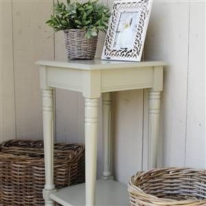 French Style Side Table | Bliss and Bloom Ltd