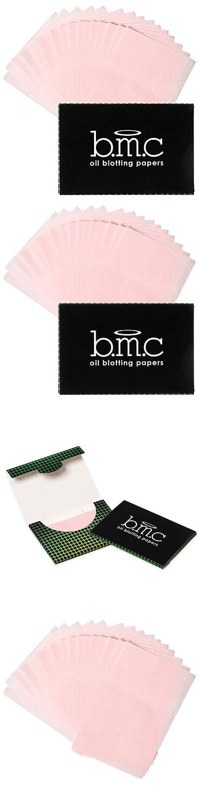 Blotting Paper: Bmc 15 Packs Beauty Makeup Face Skin Care Product Oil Control Absorbing Blotting BUY IT NOW ONLY: $33.47