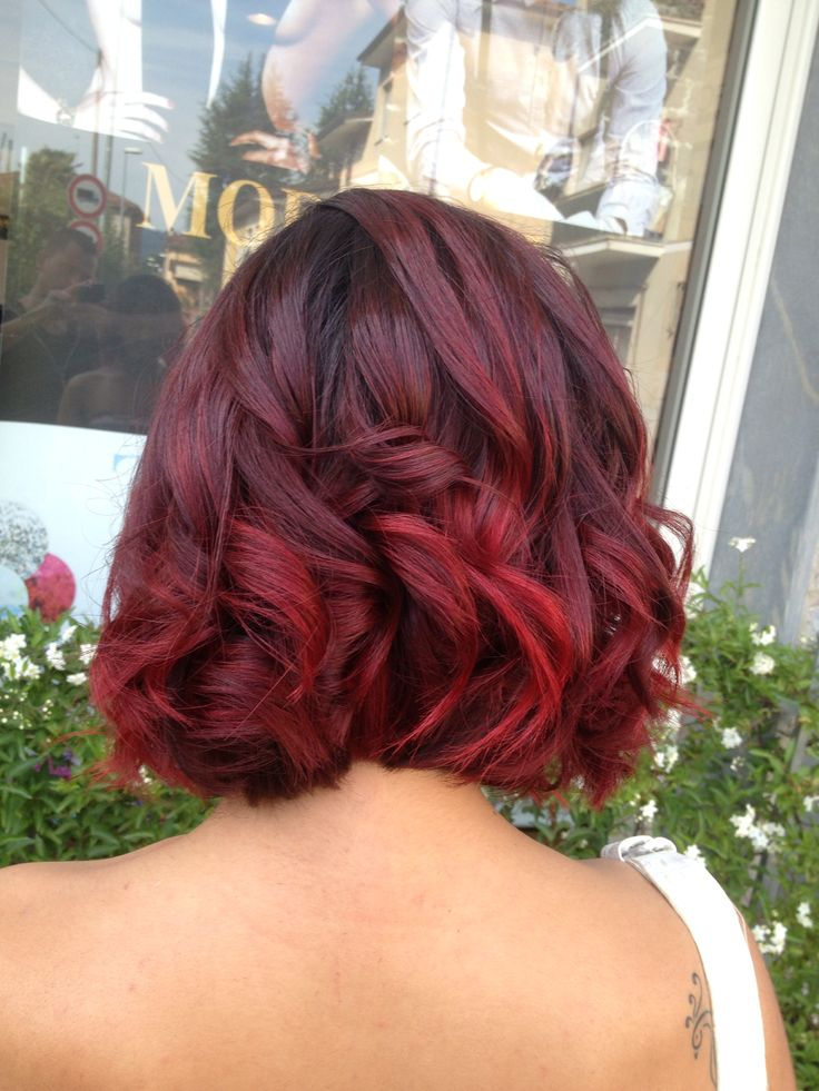 Wob rosso Red