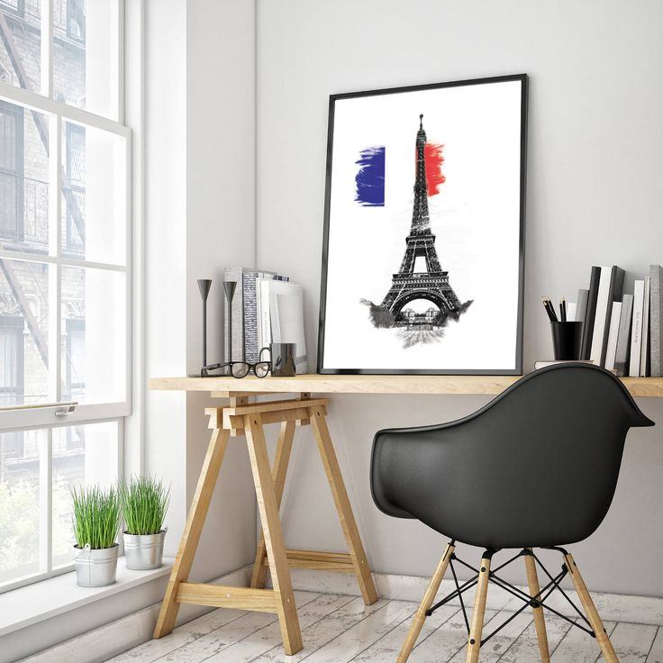 Eiffel Tower by PlatinumRoom on Etsy
