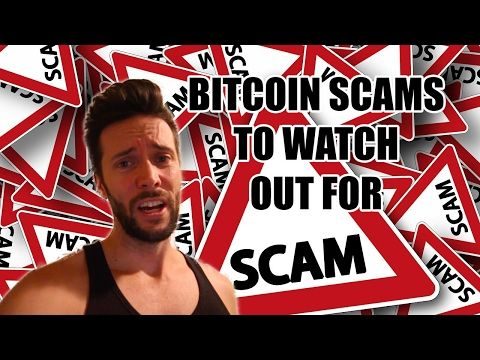 Bitcoin Scams, Ponzis and MLMs - YouTube