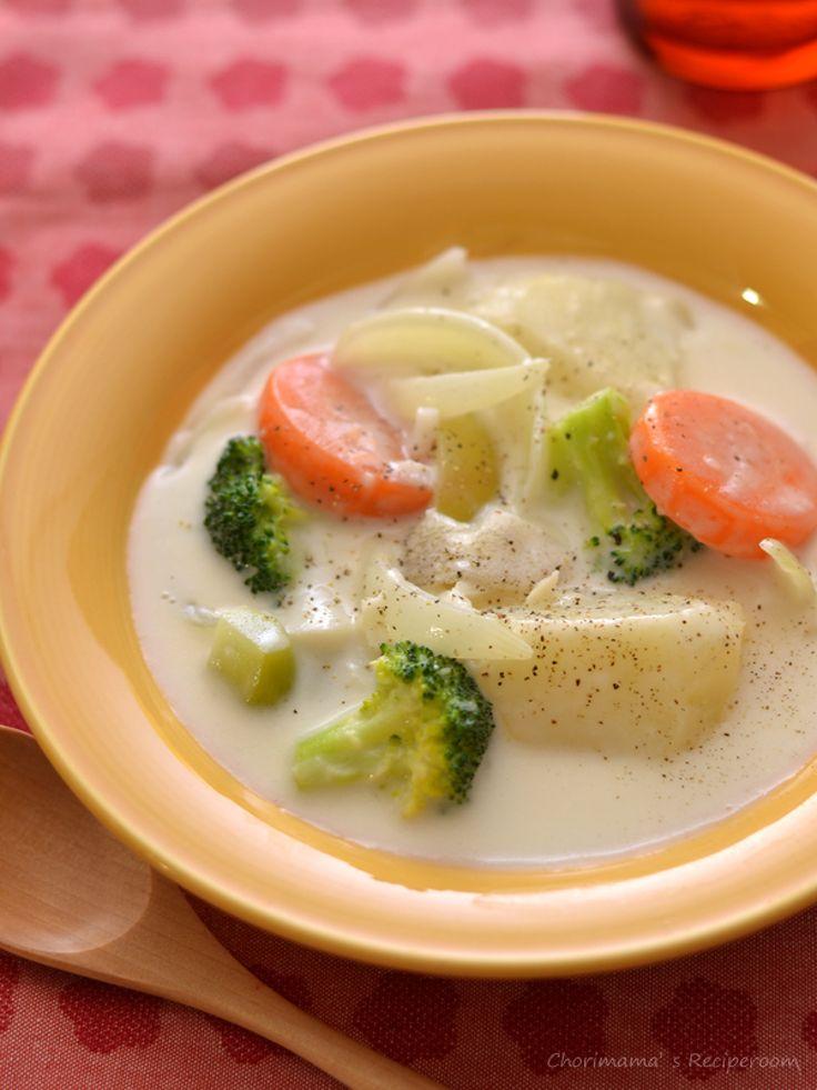 米粉のクリームシチュー by 西山京子/ちょりママ | レシピサイト「Nadia | ナディア」プロの料理を無料で検索