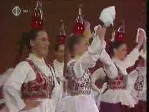 Szép magyar tánc - Tolnai üveges tánc (1987)