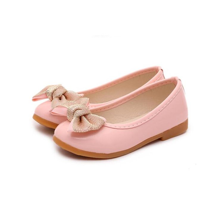>> Click to Buy << New Brand Bow Knot PU Leather Soft Bottom Princess Shoes Baby Girls Casual Yeezy Shoes School Kids Shoes For Girl Spring Autumn #Affiliate