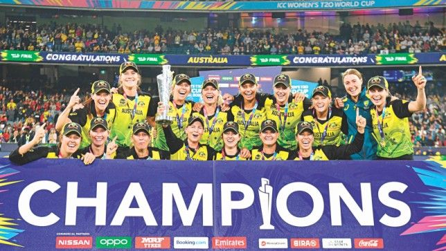 Australia Crush India To Secure Fifth Crown In 2020 Cricket Teams World Cup Champions Of The World