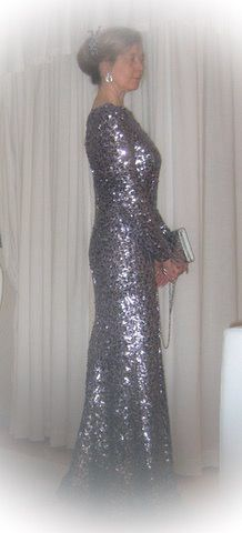 Oma gaalaleninki/gala dress to myself