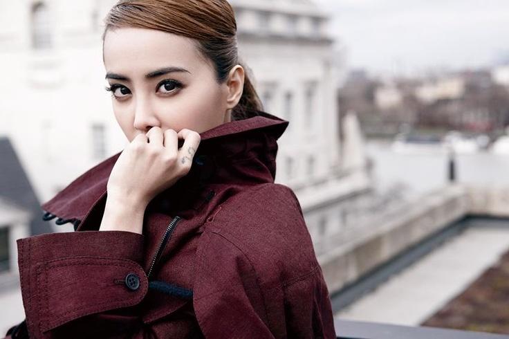 VOGUE ~ Jolin Tsai