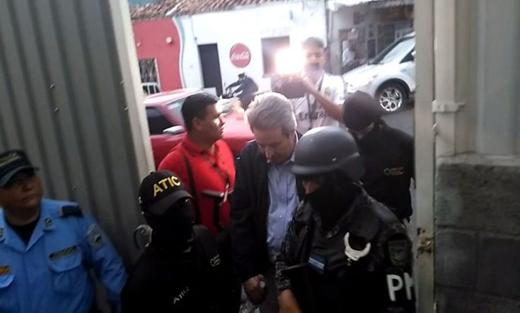 Expresidente de los abogados 'estrena' tribunales anticorrupción por desfalco