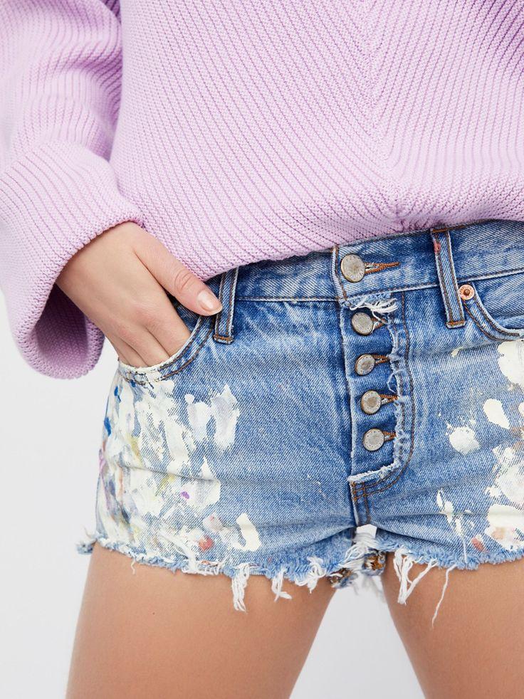 Painters Denim Shorts Denim shorts, Kids clothing brands