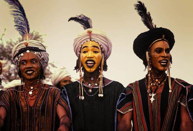 Festival Gerewol: un concurso de belleza masculina en Niger
