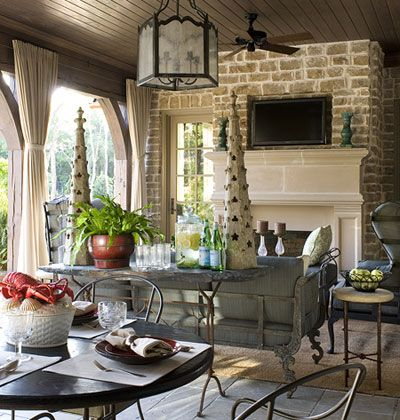 400 best images about patios and porches on pinterest for Garden loggia designs