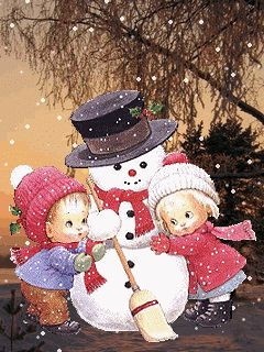 Snowman…