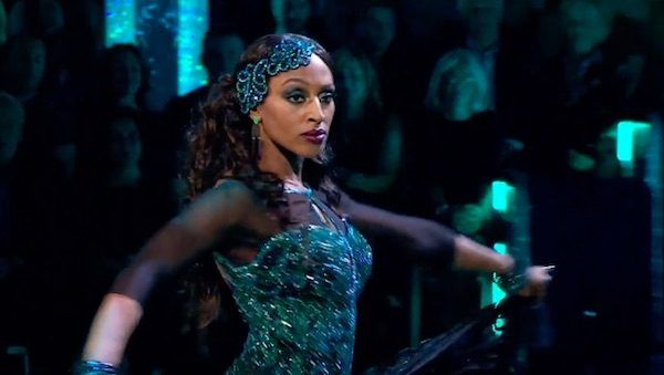 Black #Cosmopolitan Watch: Alexandra Burke Amazes On 'Strictly Come Dancing' [Week 2] - BlkCosmo.com   #AlexandraBurke, #BallroomDance, #ComeDancing, #DANCINGWITHTHESTARS, #Series, #StrictlyComeDancing, #Television, #TheXFactor          Alexandra Burke is amazing on the mic and is proving equally as arresting on the dance-floor. The Brit-belter, who rose to fame as the winner of The X Factor after performing with Beyonce, is currently competing on the current series of th