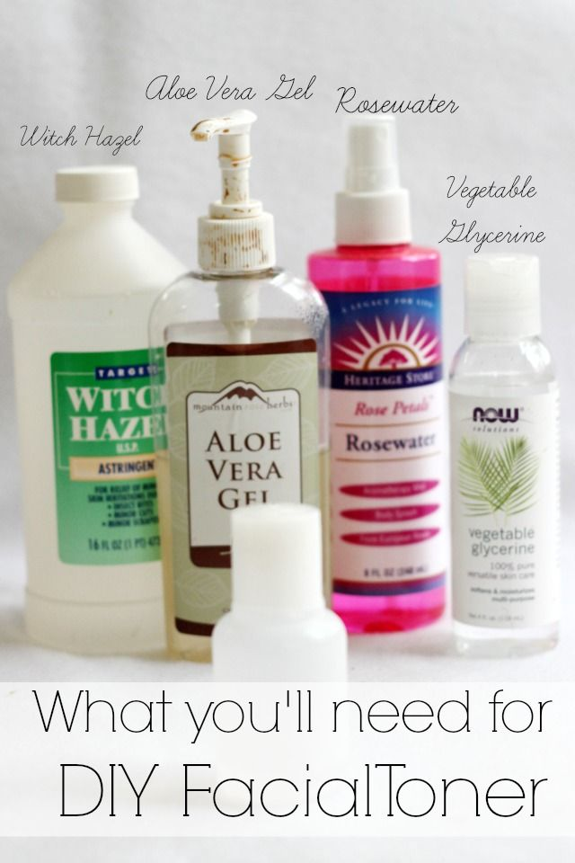 Witch hazel and aloe vera for acne sorry, that