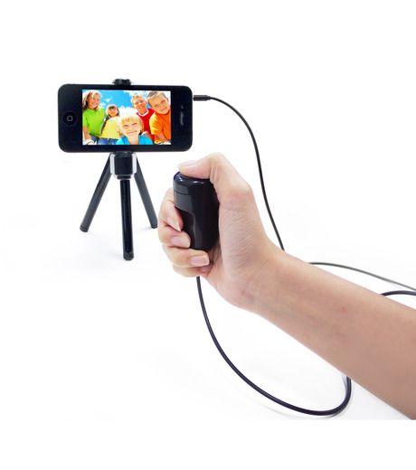 iPhoneにセルフシャッターを。<ディテール - DETAIL - Remote Shutter For iPhone-13   RESTIR リステア