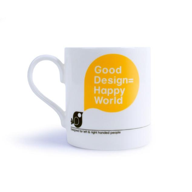 Good Design = Happy World