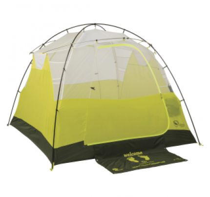 Big Agnes Gilpin Falls Powerhouse 4 mtnGlo Tent: 4-Person 3-Season Shop @ OutdoorSporting.com