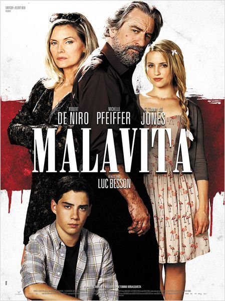 Malavita/The Family by Luc Besson