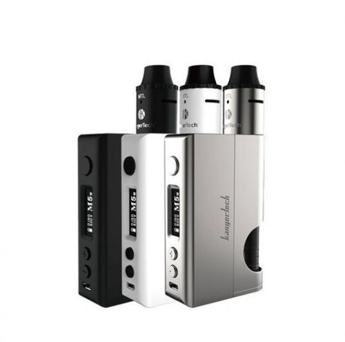 The KangerTech DripBox 2 Starter Kit comes with subdrip 160 and mbebox, mbebox integrated battery and tank with capacity of 7.0mL. User can easy squeeze the tank and pump the appropriate Juice from the mbebox to SUBDRIP 160. With temperature control and high power output, you will definitely have a excellent experience.