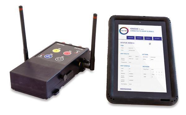 Kirintec EOD Tools - Kinesis Plus System