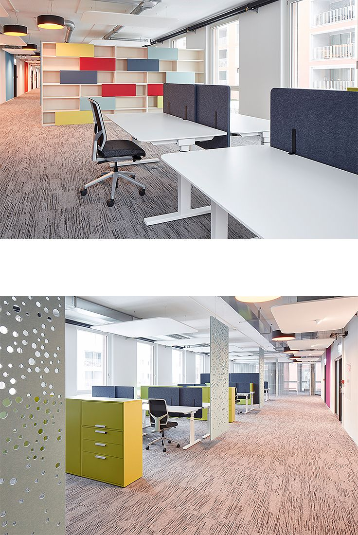 Acoustics Becomes An Integrated Design Element Our Realized