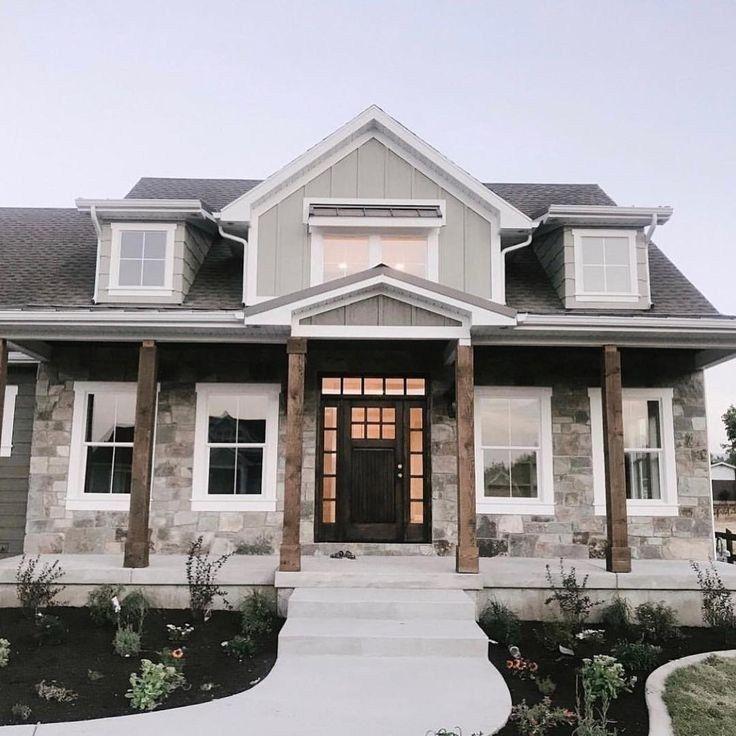 66 amazing popular dream house exterior design ideas 21