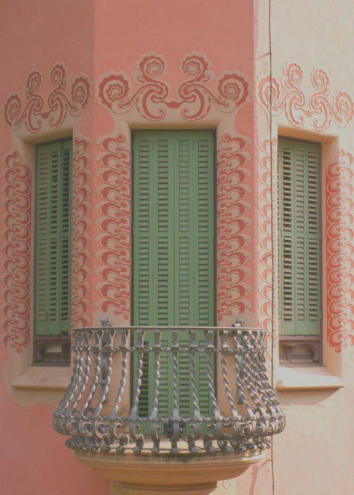 balconade