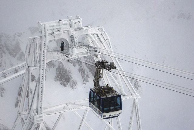En photos : le Pic du Midi après la tempête | Ciel et Espace