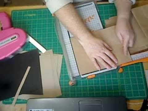 Back To Basics - Paper Bag Mini Album - YouTube
