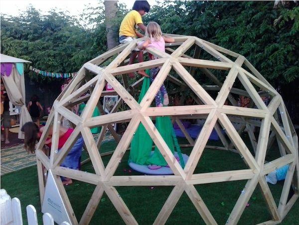 Cute Kuppel Kletterger st f r den Garten Kletterger st Spielger t Spielplatz DADDYlicious Kinder im Garten Pinterest Kletterger st Spielger te und
