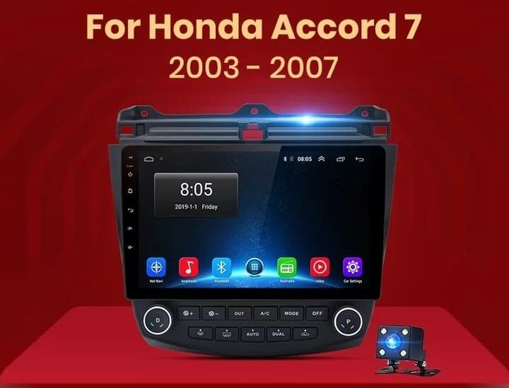 Lowcostprice2019 Posted To Instagram Radio Android Gps Wiffi Para Honda Accord 2003 2007 Lowcostprice Https Lowcostprice2019 Com Produto Radio An In 2020